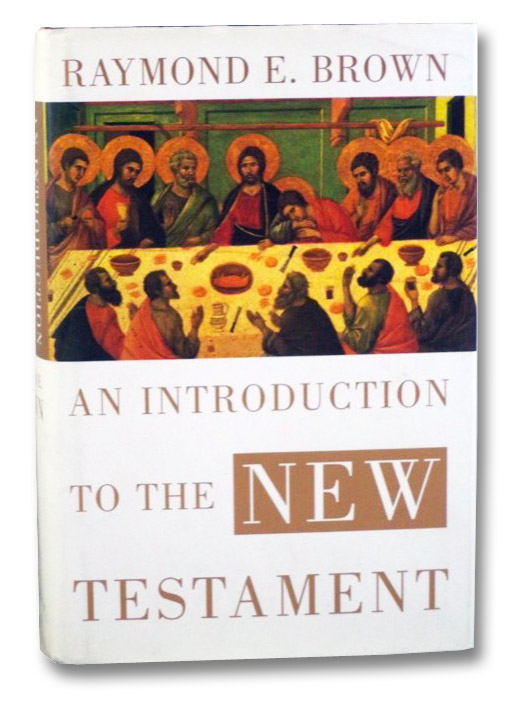 An Introduction to the New Testament (Anchor Bible Reference Library), Brown, Raymond E.