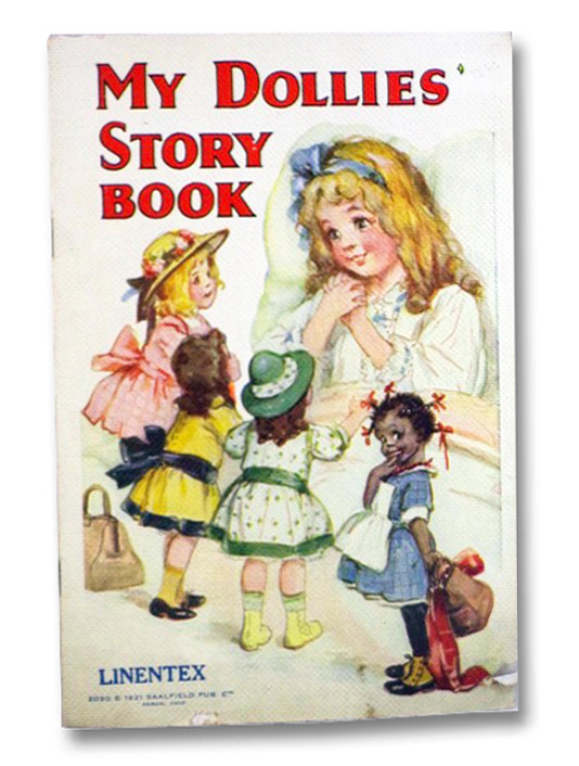 My Dollies Story Book