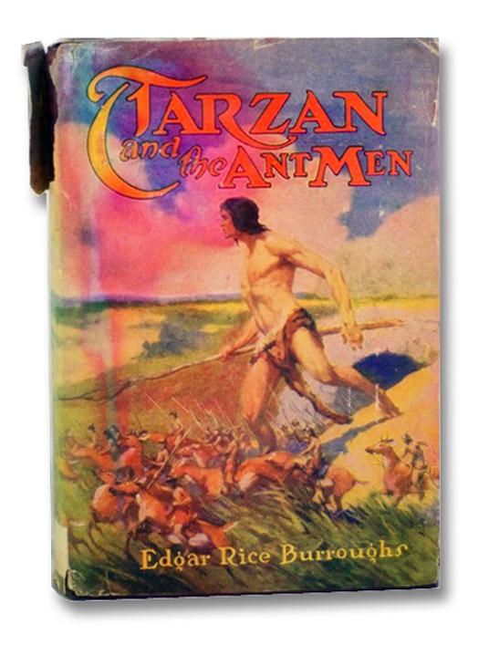 Tarzan and the Ant Men (Tarzan Series Book 10), Burroughs, Edgar Rice