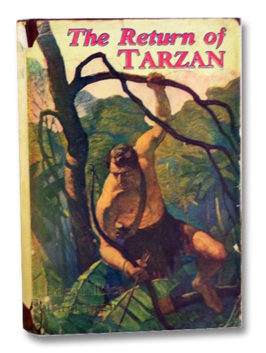 The Return of Tarzan (Tarzan Series Book 2), Burroughs, Edgar Rice