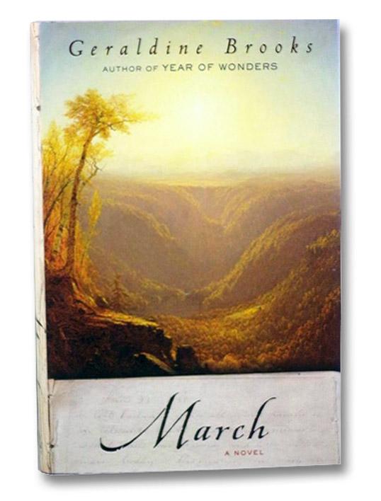 March: A Novel, Brooks, Geraldine