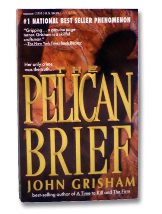 The Pelican Brief, Grisham, John