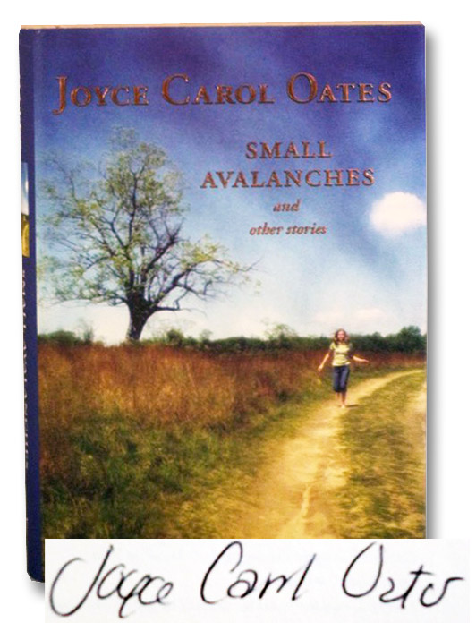 Small Avalanches, and Other Stories, Oates, Joyce Carol