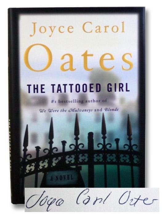 The Tattooed Girl: A Novel, Oates, Joyce Carol