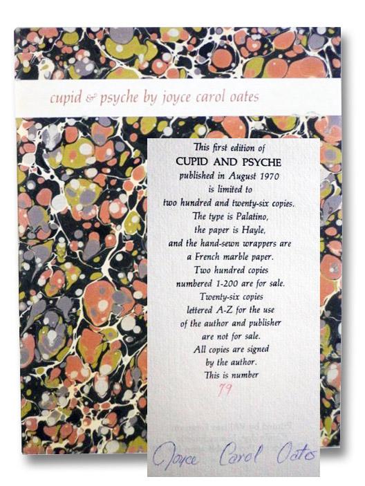 Cupid & Psyche: A Short Story (Albondocani Press Publication No. 10), Oates, Joyce Carol