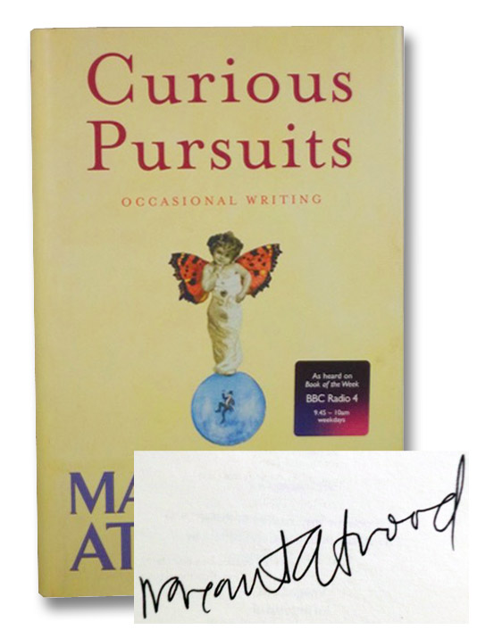 Curious Pursuits: Occasional Writing, 1970-2005, Atwood, Margaret
