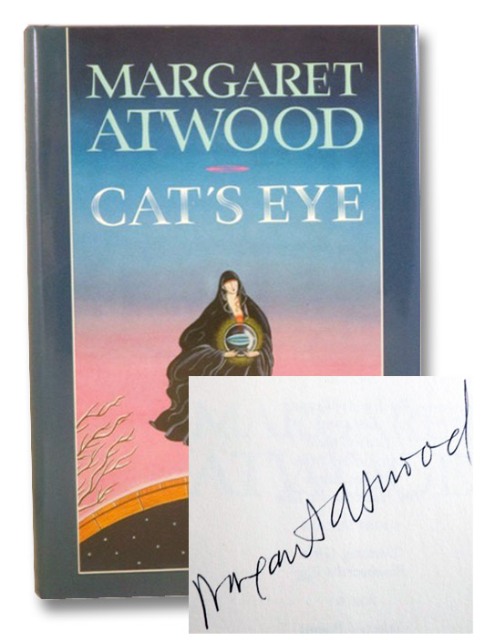 Cat's Eye, Atwood, Margaret