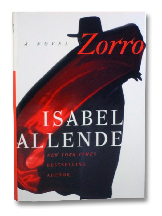 Zorro: A Novel, Allende, Isabel; Peden, Margaret Sayers