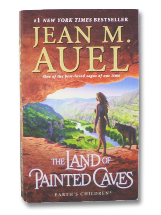 The Land of Painted Caves (Earth's Children Series Book 6), Auel, Jean M.