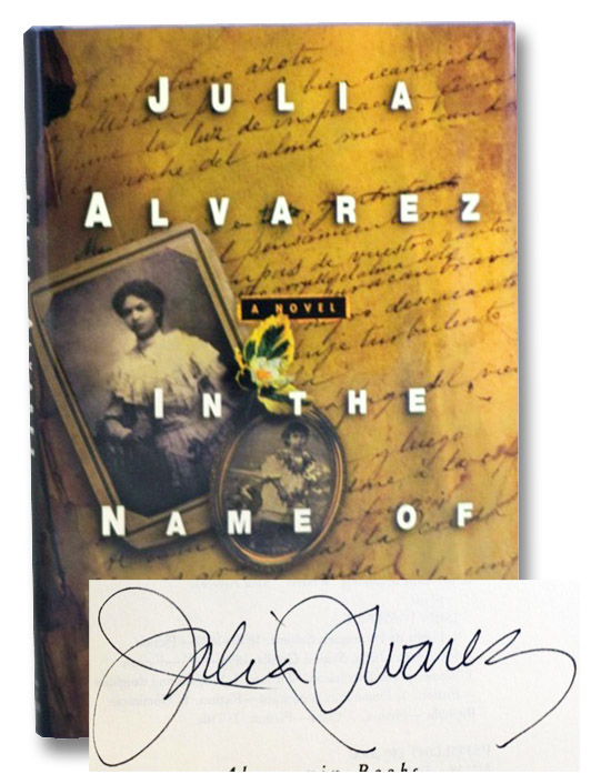 In the Name of Salome: A Novel, Alvarez, Julia