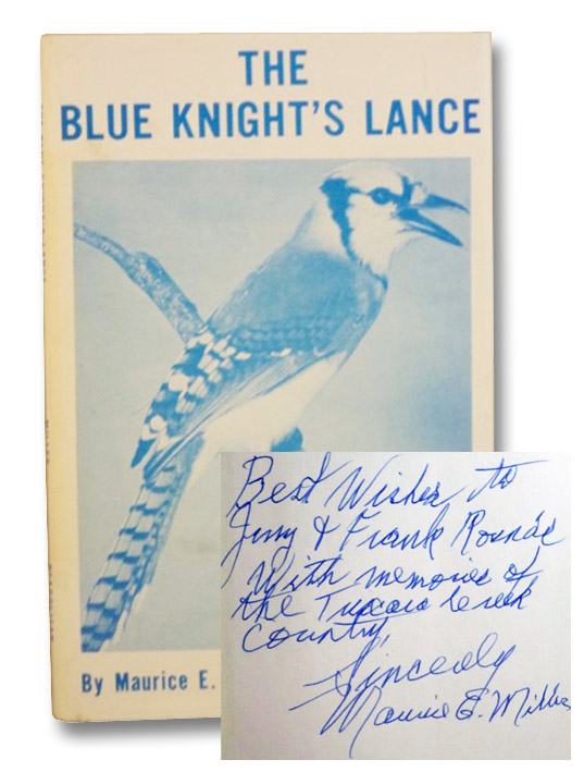 The Blue Knight's Lance, Miller, Maurice E.