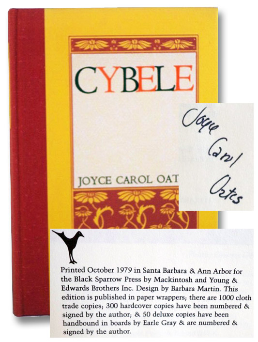 Cybele, Oates, Joyce Carol