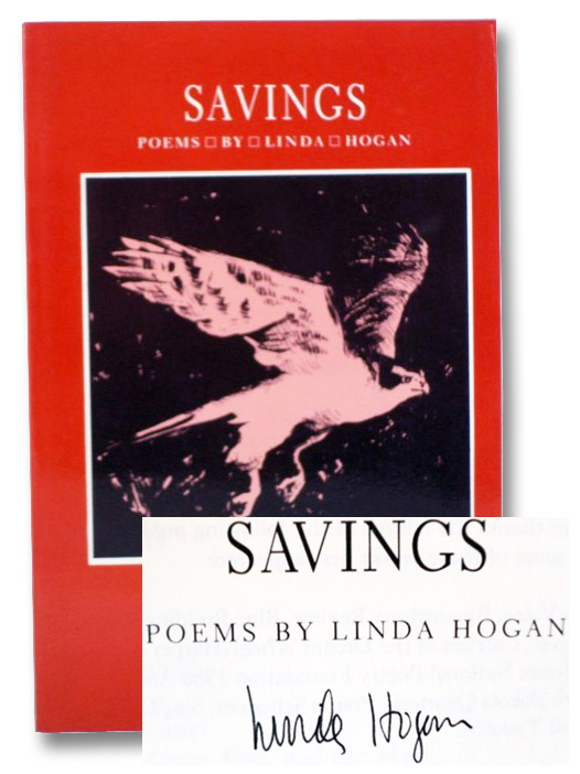 Savings: Poems, Hogan, Linda