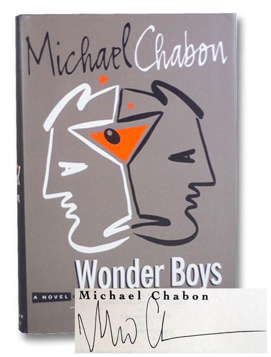 Wonder Boys: A Novel, Chabon, Michael
