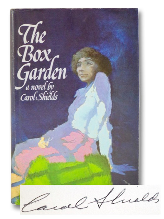 The Box Garden: A Novel, Shields, Carol