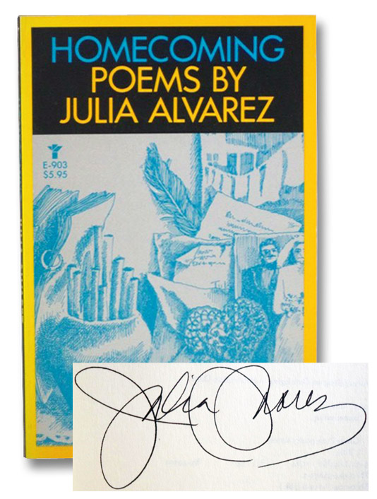 Homecoming: Poems, Alvarez, Julia