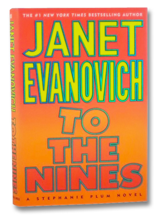 To the Nines: A Stephanie Plum Novel, Evanovich, Janet