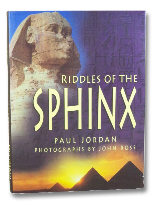 Riddles of the Sphinx, Jordan, Paul; Ross, John