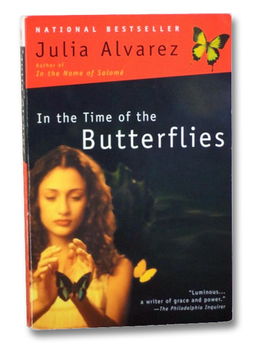 In the Time of the Butterflies, Alvarez, Julia