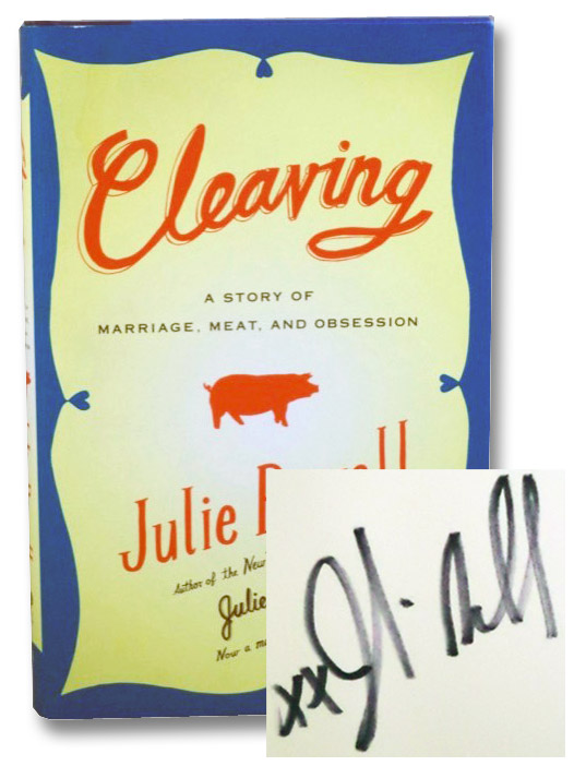 Cleaving: A Story of Marriage, Meat, and Obsession, Powell, Julie