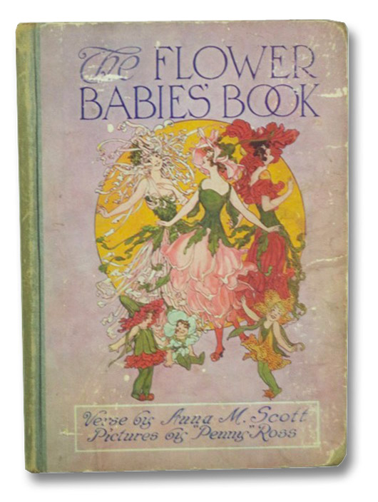 The Flower Babies' Book, Scott, Anna Miller