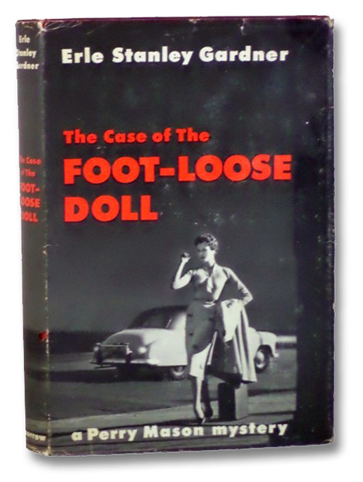 The Case of the Foot-Loose Doll, Gardner, Erle Stanley