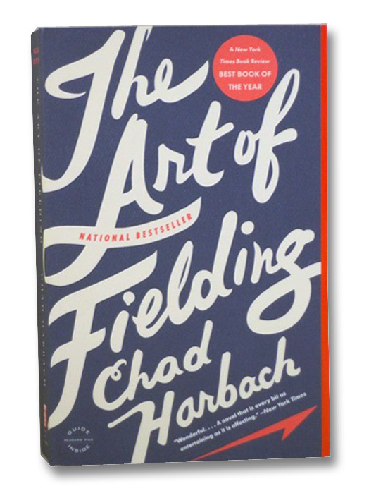 The Art of Fielding, Harbach, Chad