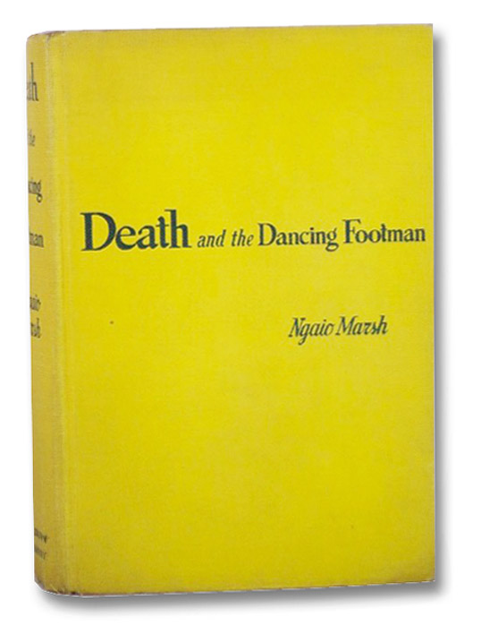 Death and the Dancing Footman, Marsh, Ngaio