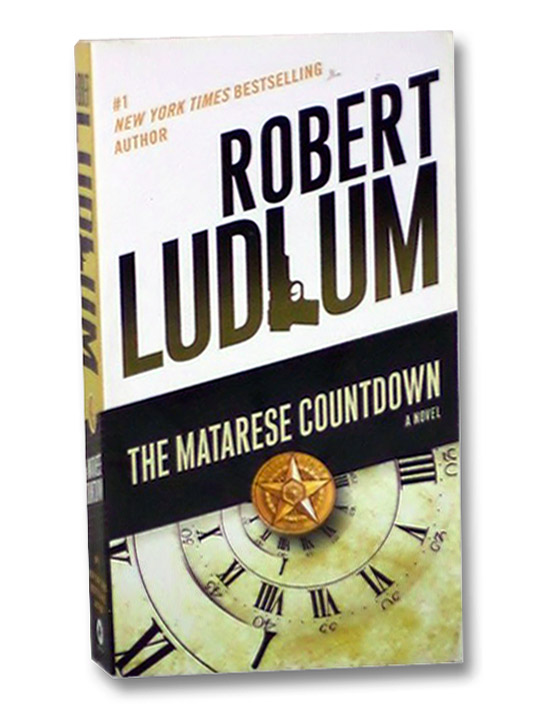 The Matarese Countdown: A Novel, Ludlum, Robert
