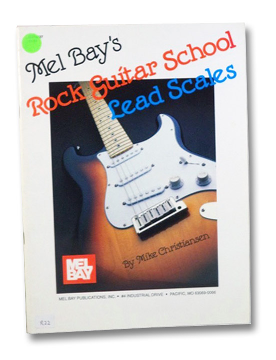 Rock Guitar School: Lead Scales, Christiansen, Mike