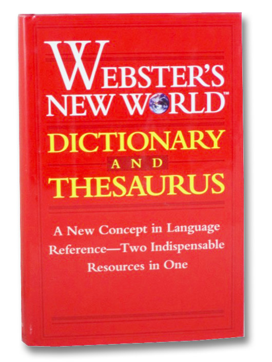 Webster's New World Dictionary and Thesaurus, Agnes, Michael; Laird, Charlton