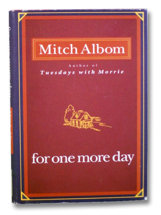 For One More Day, Albom, Mitch