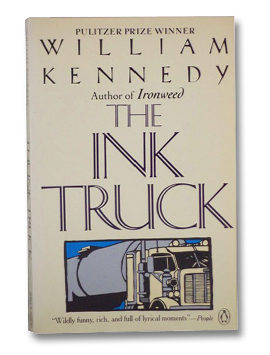 The Ink Truck, Kennedy, William