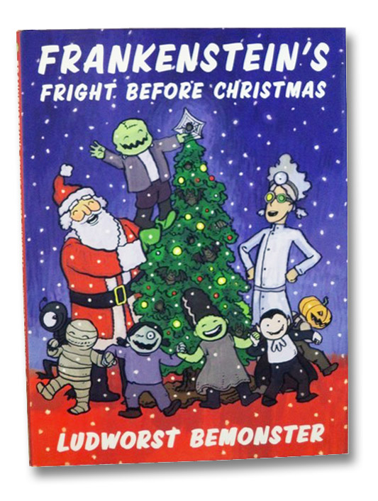 Frankenstein's Fright Before Christmas, Bemonster, Ludworst