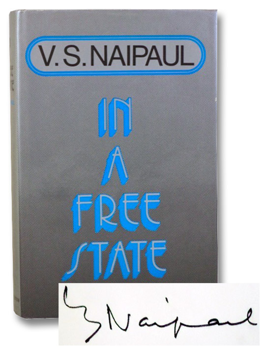 In a Free State, Naipaul, V.S.