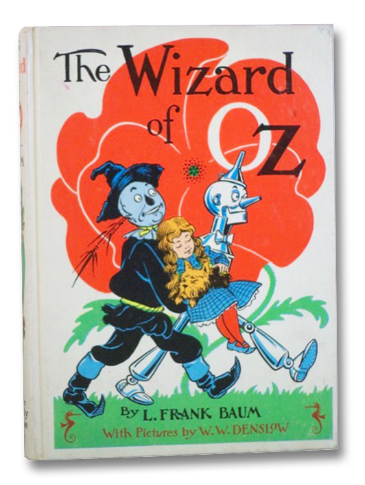The Wizard of Oz (Oz Book 1), Baum, L. Frank