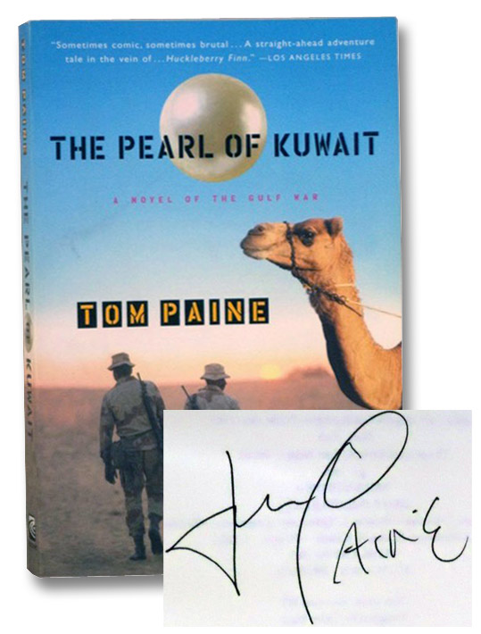The Pearl of Kuwait: A Novel of the Gulf War, Paine, Tom
