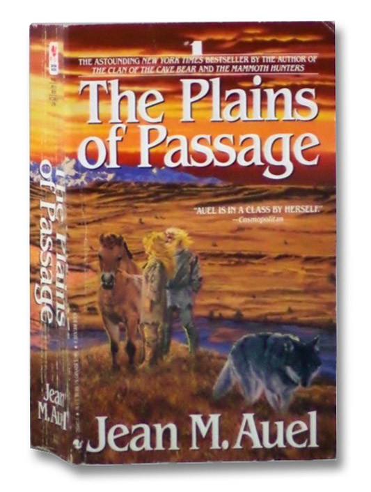 The Plains of Passage, Auel, Jean M.
