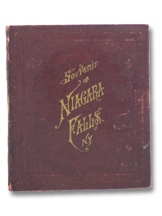 Souvenir of Niagara Falls [Photographic Viewbook]