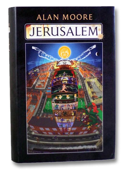 Jerusalem: A Novel, Moore, Alan