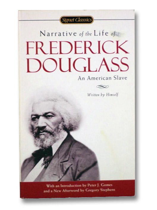 Narrative of the Life of Frederick Douglass, Douglass, Frederick