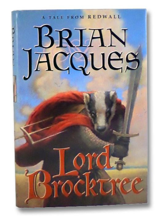 Lord Brocktree: A Tale from Redwall (The Redwall Series Book 13), Jacques, Brian