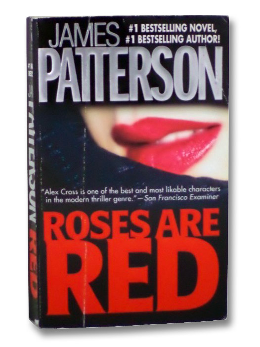 Roses Are Red (Alex Cross), Patterson, James
