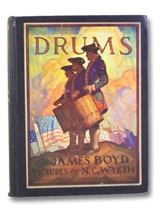 Drums, Boyd, James