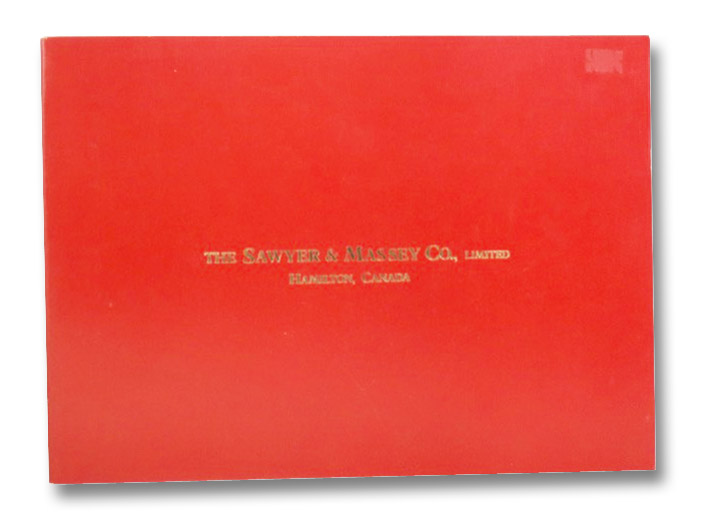 The Sawyer & Massey Co., Limited, Hamilton, Canada, Hoorton, Dave