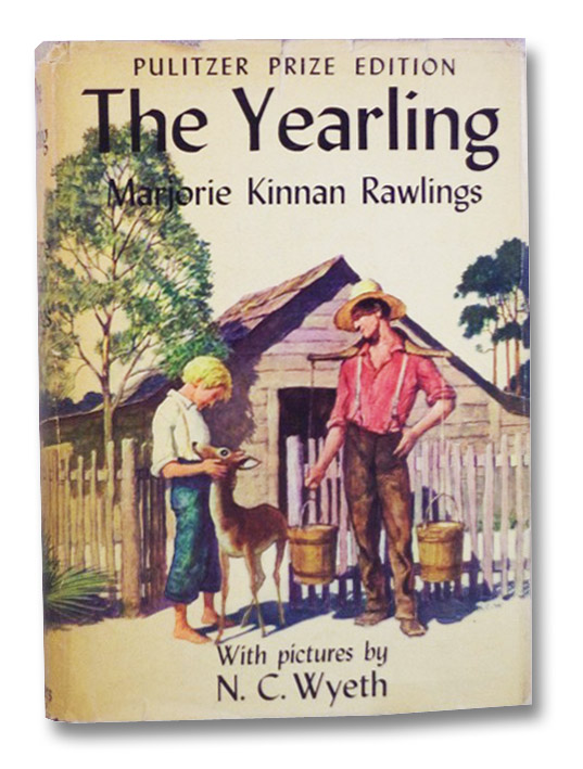 The Yearling, Rawlings, Marjorie Kinnan