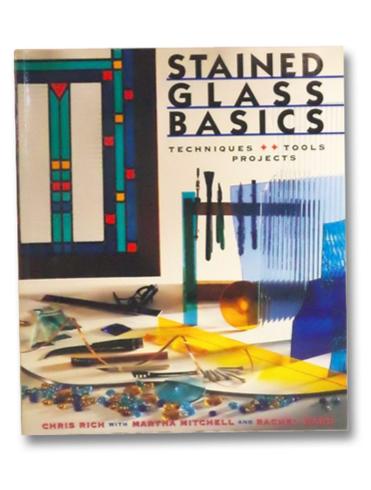 Stained Glass Basics, Rich, Chris