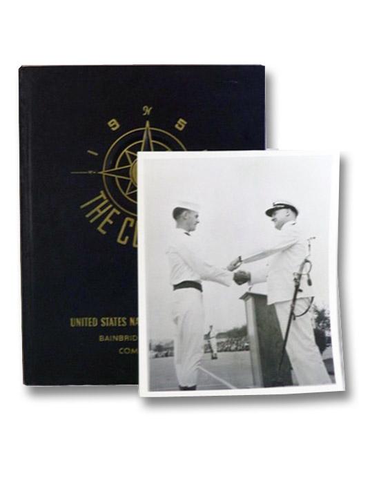 The Compass: 1955 Yearbook - Company 284, Bainbridge Maryland, United States Naval Training Center