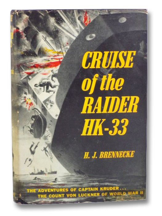 Cruise of the Raider HK-33, Brennecke, H.J.