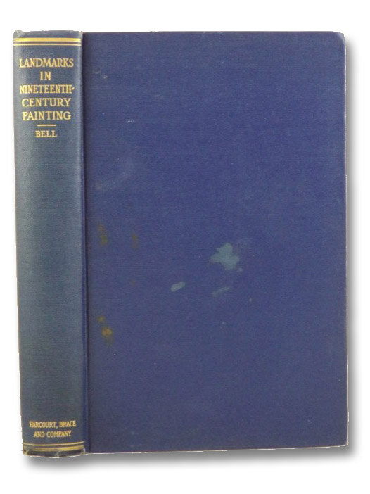 Landmarks in Nineteenth-Century Painting, Bell, Clive